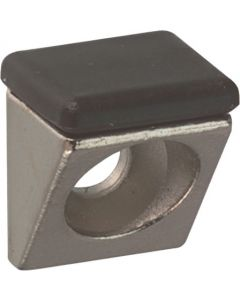 Shelf support, screw fixing, 60 kg load carrying capacity