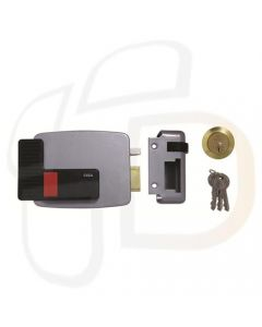 Electric Rim Lock for Timber Doors