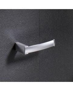 Kent Range - Open Bathroom Toilet Loo Roll Holder - Polished Chrome