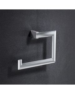 Kent Range - Towel Ring - Polished Chrome