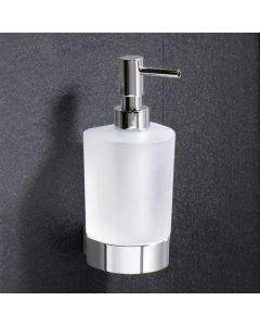 Kent Range - Soap Dispenser - Polished Chrome