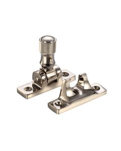 Brighton Pattern Sash Fastener - PVD Nickel