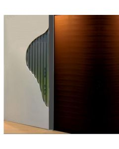 Adjusable Sliding Pocket Single Door Kit - To Suit Doors 626mm - 1500mm Wide And Up To 2700mm High