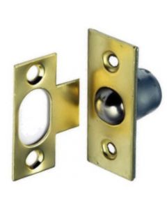Roller Ball Bales Catch - Brass