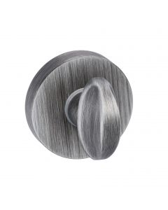 Round Shape Bathroom Turn & Release Set - Urban Graphite - Turn Section