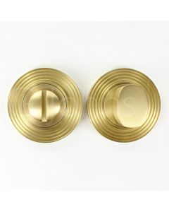 bathroom-turn-release-with-reeded-round-rose-53mm-x-10mm-satin-brass