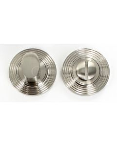 bathroom-turn-release-with-reeded-round-rose-53mm-x-10mm-satin-nickel