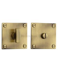 Turn & Release Set - Light Antique Brass