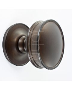 classic-design-mortice-knob-with-concealed-fixed-rose-dark-bronze