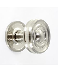 classic-design-mortice-knob-with-raised-front-concealed-fixed-rose-satin-nickel