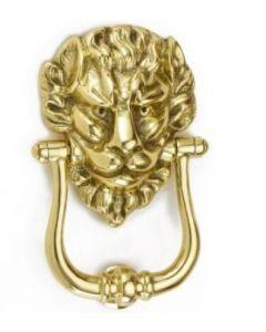 Lions Head Knocker
