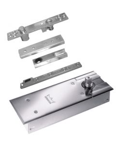 Double Action Floor Spring Door Closer - CE Marked To BS EN 1154 - Certifire Approved - Adjustable Power Size 1-4