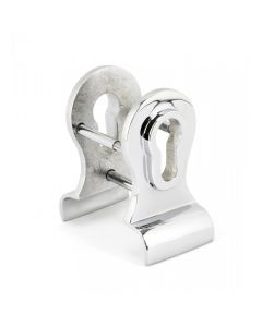 Dual Sided Euro Profile Cylinder Pull - Polished Chrome