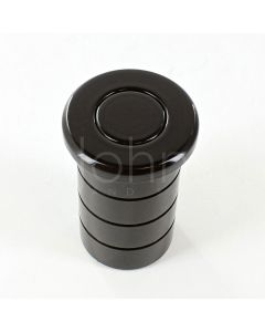 Dust Socket - Concrete Dust Excluder - 25mm x 20mm - Dark Bronze