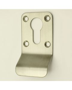 Euro Profile Cylinder Pull - Satin Stainless Steel