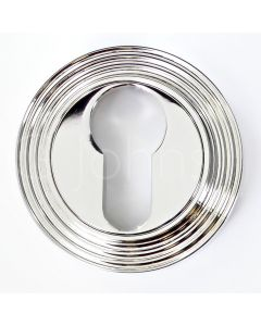 euro-profile-escutcheon-with-reeded-rose-53mm-x-10mm-polished-nickel