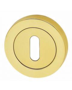 Standard Profile Escutcheon - PVD Brass