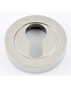Euro Profile Escutcheon - Polished Stainless Steel