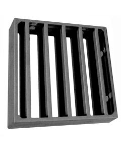 Intumescent Air Transfer Grilles - Fire Rated Vents - For 30 & 60 Minute Fire Doors