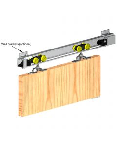 Sliding Door Gear System For Timber Doors Up to 60kg In Weight
