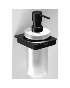 S6 Liquid Soap Dispenser - Matt Black