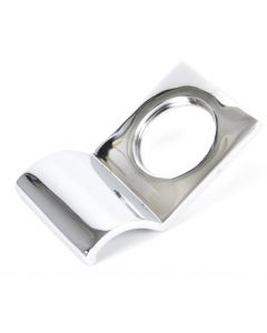 Period Rim Cylinder Pull - Polished Chrome