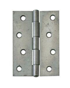 Pressed Steel Hinges - Self Colour - 50 x 38mm / 76 x 50mm / 102 x 71mm
