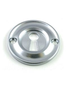 Architectural Quality Escutcheon - Satin Chrome