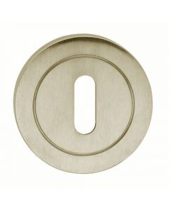 Standard Profile Escutcheon - Satin Nickel