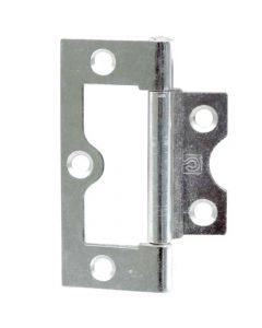 Easy Fit Flush Hinge - 40mm / 50mm / 60mm