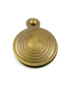 Ringed Covered Escutcheon - Florentine Bronze
