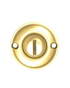 Small Snib Turn & Release Set - Polished Brass
