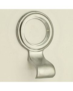 Architectural Quality Cylinder Pull - Satin Chrome