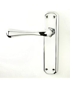 Eden Lever Suite - Polished Chrome