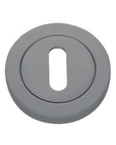 Standard Profile Escutcheon - Black Nickel