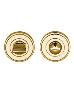 Turn & Release Set - Polished Brass