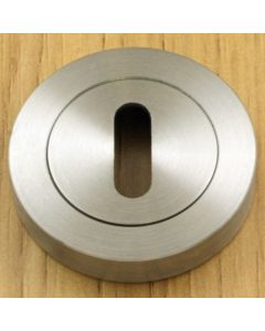 Standard Profile Escutcheon - Satin Stainless Steel