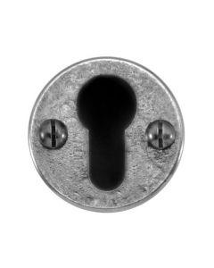Euro Profile Escutcheon - Pewter