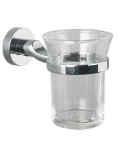 Bond Range - Tumbler Holder - Polished Chrome