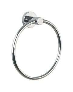 Bond Range - Towel Ring - Polished Chrome