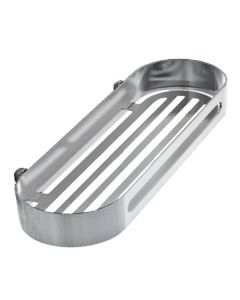 S5 Fahrenheit Range - Shower Basket - 315mm Wide - Polished Stainless Steel