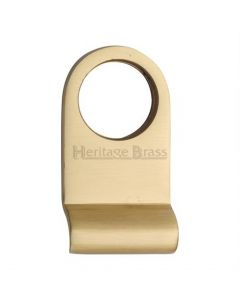Square Cylinder Pull - Satin Brass