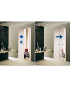 Scrigno Soft Close Damper Mechanism - Minimum Door Width 700mm - For Doors Up To 35kg In Weight