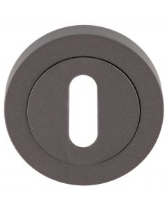 Standard Profile Escutcheon - Matt Bronze