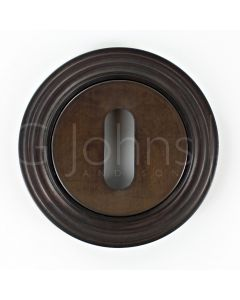 standard-profile-escutcheon-with-reeded-rose-53mm-x-10mm-dark-bronze