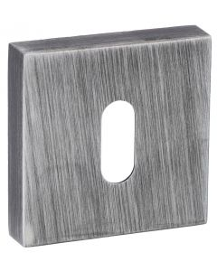 Standard Profile Square Escutcheon - Urban Graphite