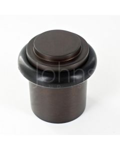 stepped-pattern-floor-mounted-door-stop-40mm-x-38mm-dark-bronze