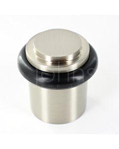 stepped-pattern-floor-mounted-door-stop-40mm-x-38mm-satin-nickel