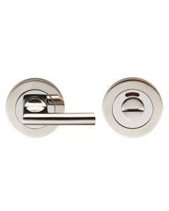 Disabled Large Bathroom Turn & Release Set - Polished Stainless Steel