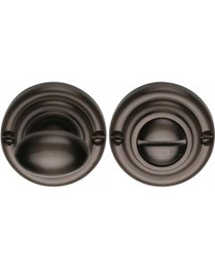 Thumbturn & Release To Suit Mortice Knobs - Matt Bronze - Each